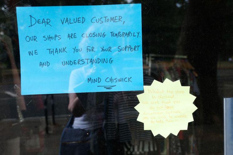 Barbara Chandler - Chiswick shop closed_web