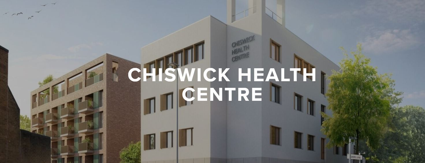 Chiswick Health Centre - new building