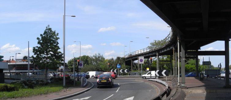 Hogarth roundabout