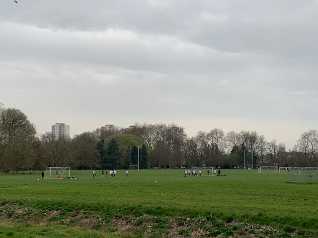 Gunnersbury Park Sports Hub