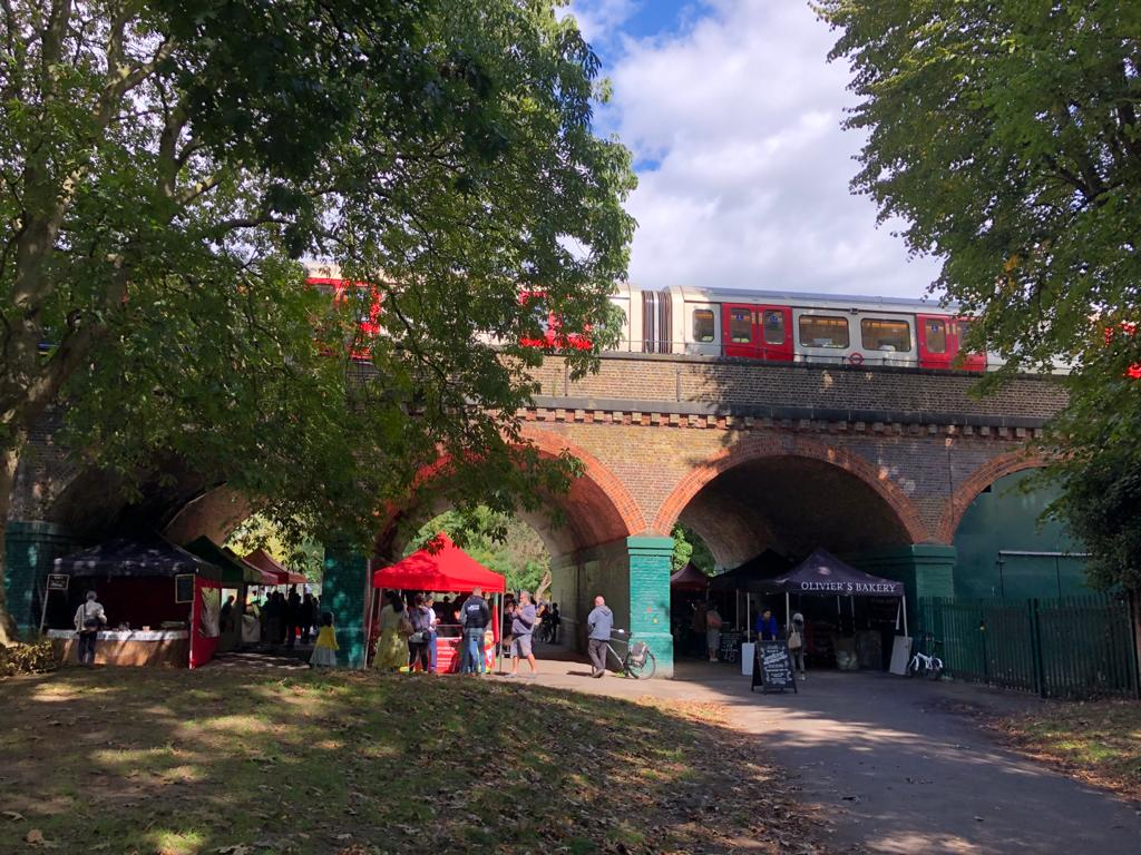 Ravenscourt Park Market image