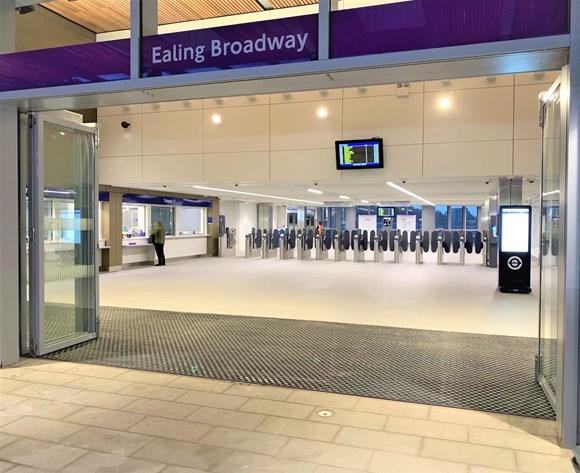 Ealing Broadway New Station