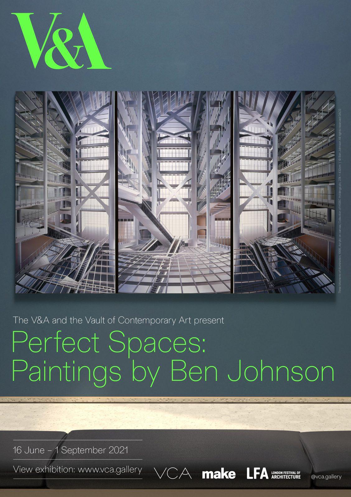 Ben Johnson V&A