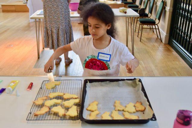 Children's bake-off 1