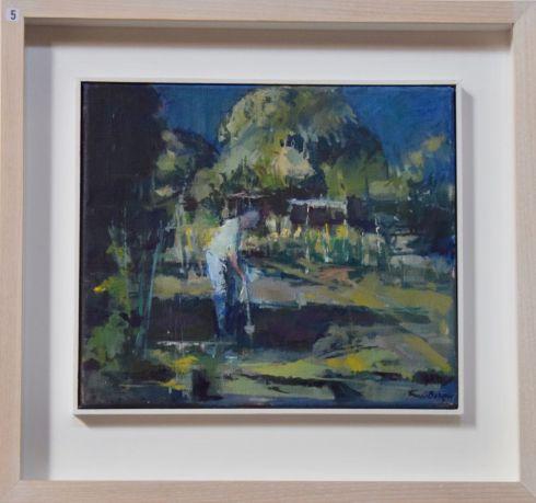 Francis Bowyer, The Happy Gardener - UID5