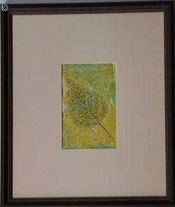Harnake Hunspal, Fallen Leaf - UID38
