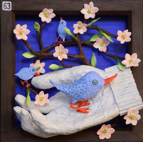 Jenny Sanderson, A Bird in the Hand… - UID63