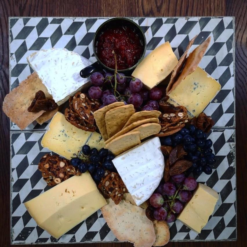 British Award winning Cheese Grazing board