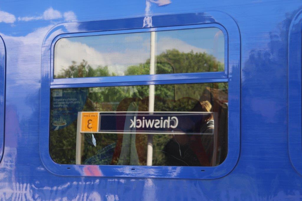 Chiswick Station 4