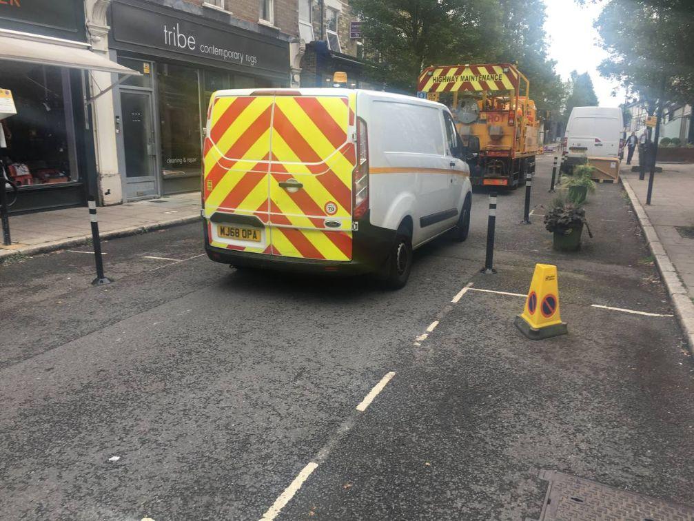 Devonshire Rd Monday morning removal 1_web