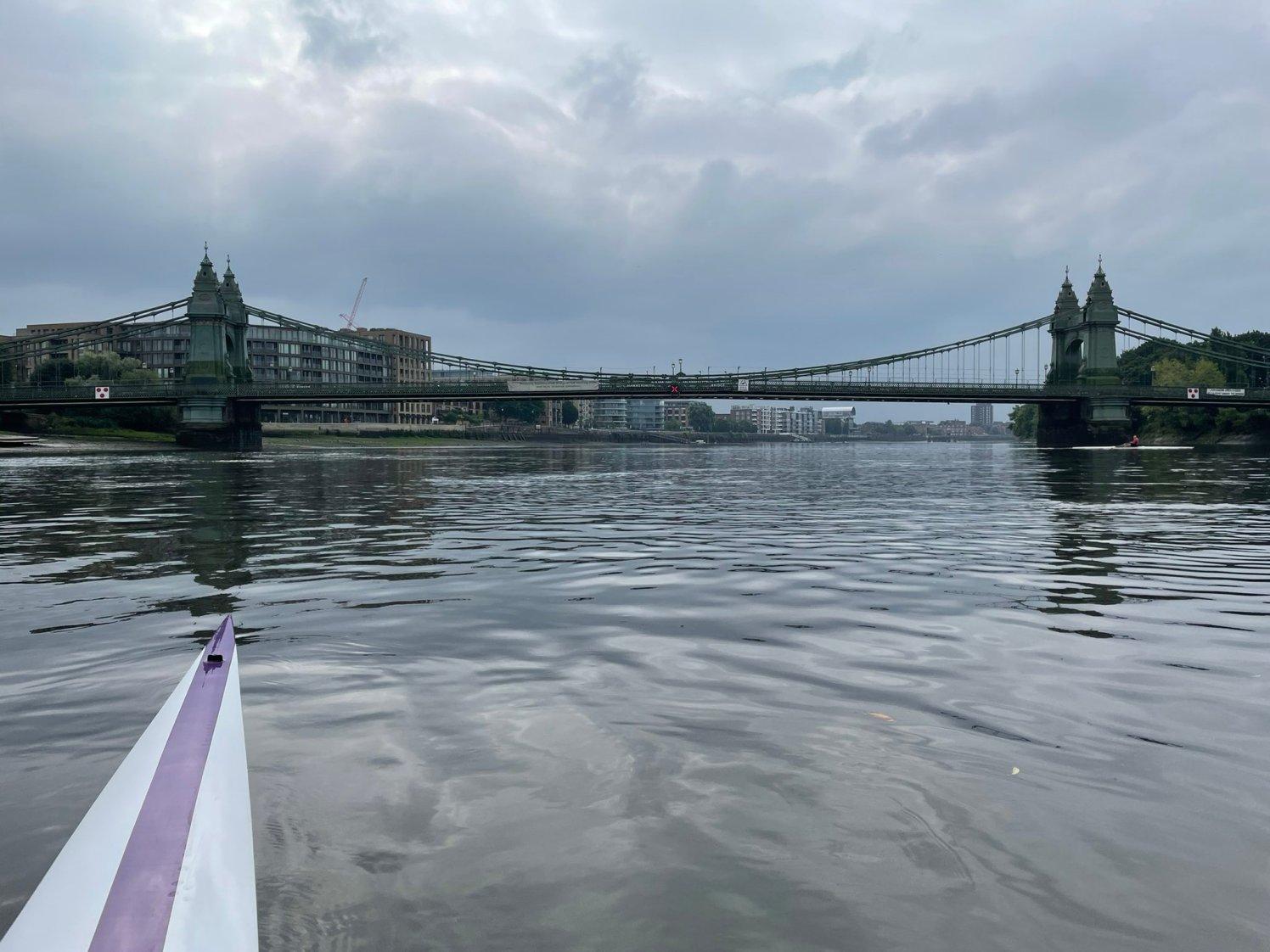 Hammersmith Bridge Rower