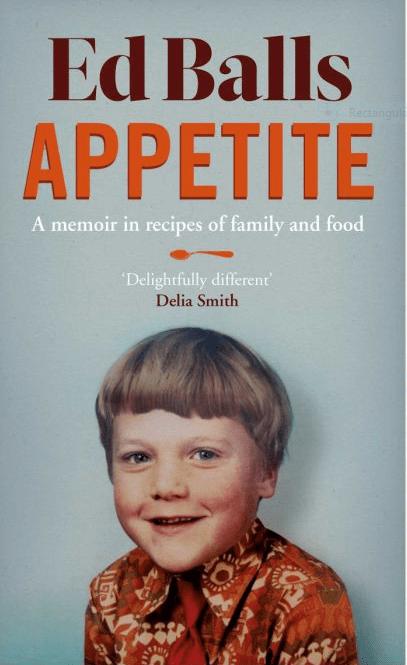 Ed Balls - Appetite