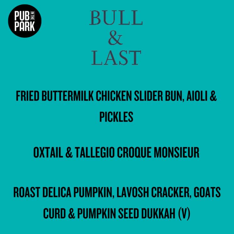 Bull & Last[2501]