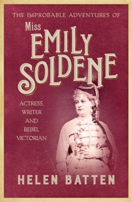 Local Authors - Helen Batten - The Improbable Adventures of Miss Emily Soldene_web