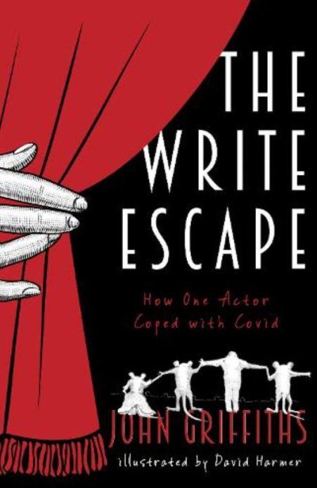Local Authors - John Griffiths - The Write Escape_web