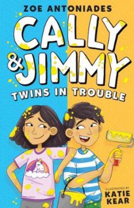 Local Authors - Zoe Antoniades - Cally and Jimmy_web