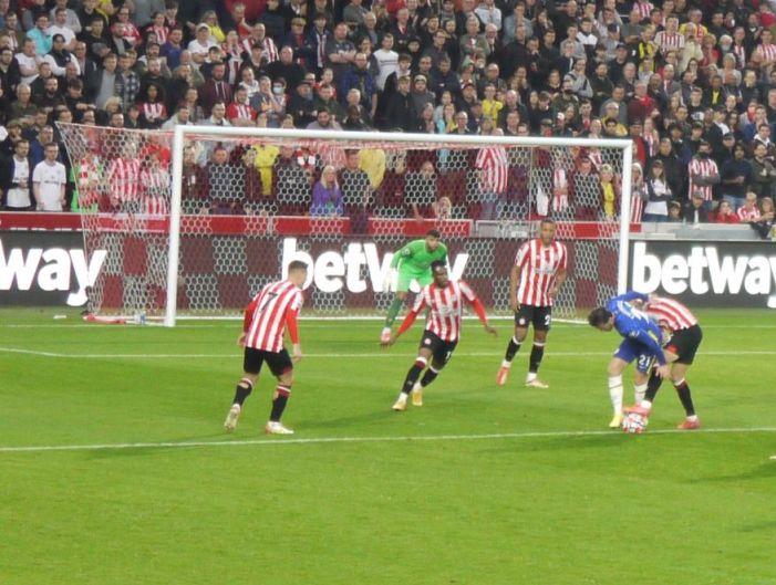 Brentford v Chelsea 16.10.2021 - 4