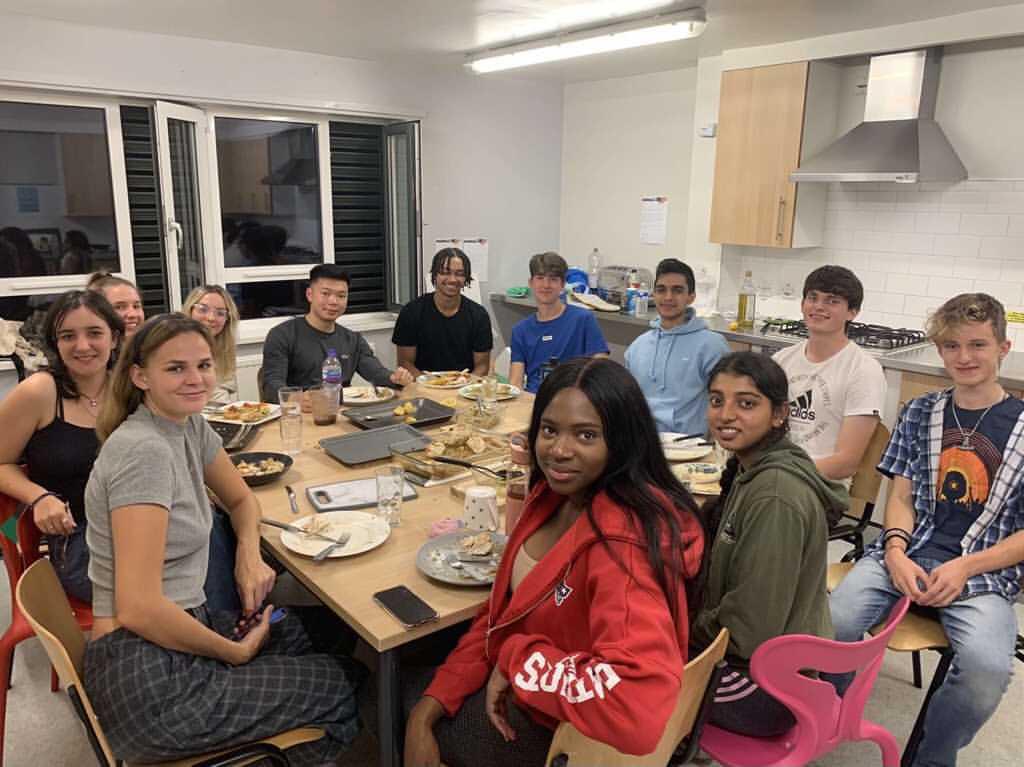 Warwick Students 1