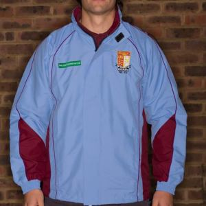 London Chiswick Rugby Team Wear rain Jacket