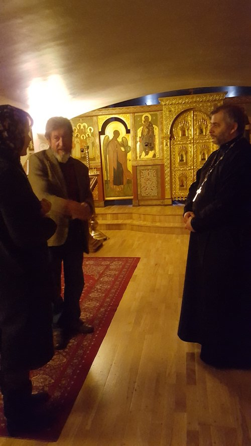 Chiswick Timeline Visit Russian Orthodox Church Tour