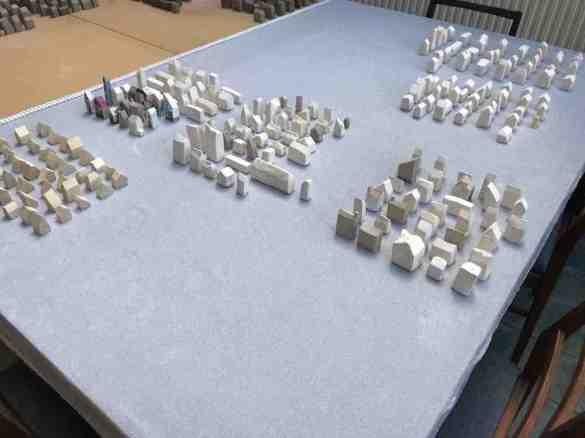 Chiswick Ceramic Layout