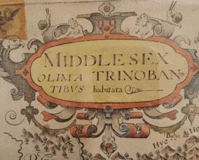 Chiswick Timeline 1593 John Norden 3