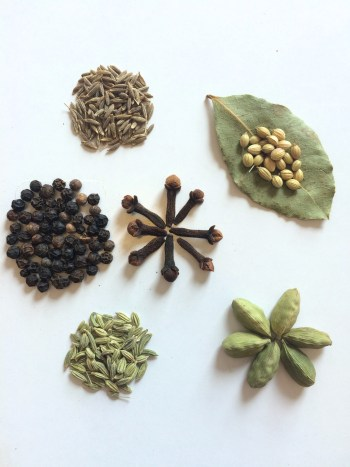 Carminative Spices