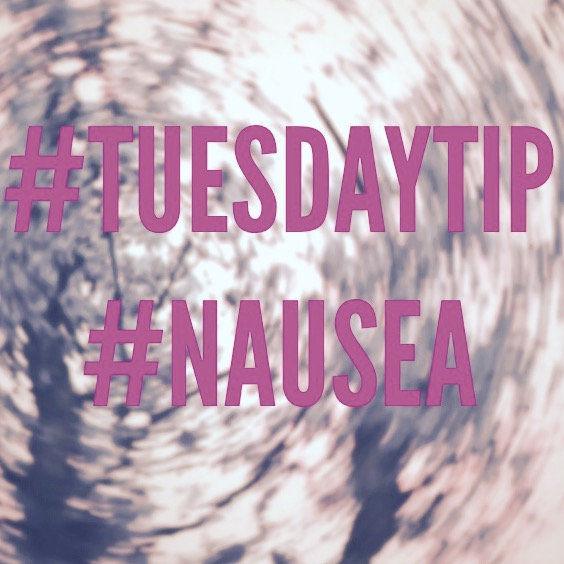 #tuesdaytip #nausea #chitchaatcha