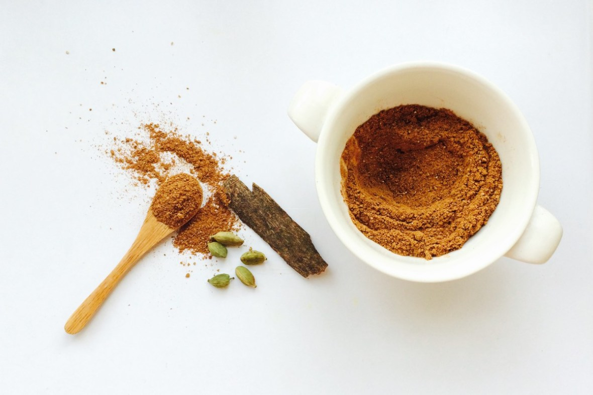 Fall's Breakfast Spice Mix #chitchaatchai