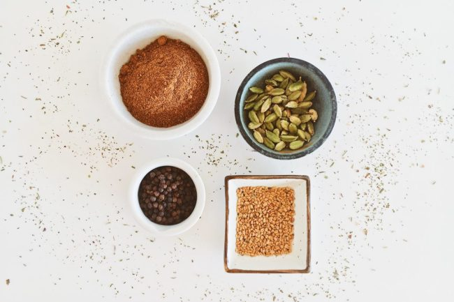 5 Spring Spices