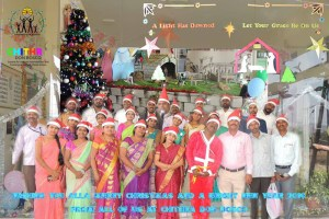 CHRISTMAS CELEBRATIONS AT CHITHRA DON BOSCO 2018