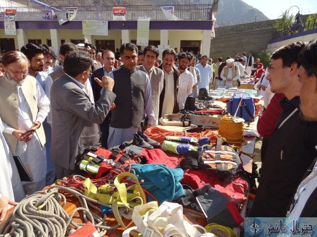 disaster day celebrated in chitral