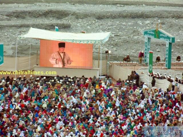 HH Aga Khan Chitral Booni visit pics 3