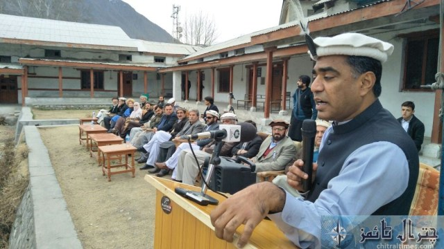 Osama academy chitral prize distribution 22