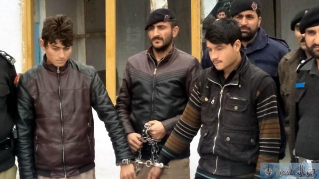 chitral police karwai thift cougt22