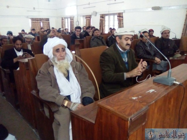 international languages day celebrated in Chitral 14