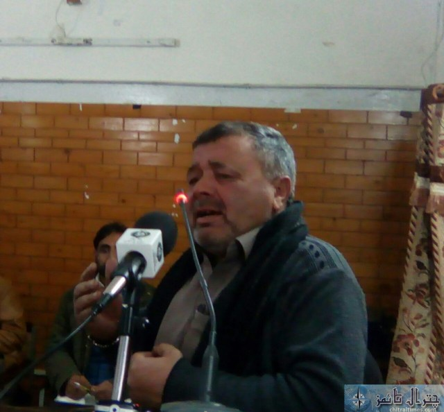 international languages day celebrated in Chitral 7