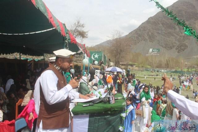 Pakistan day program chitral 5