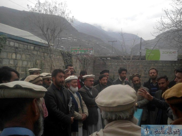 ayun councillor protest 3