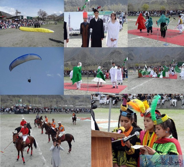 pakistan day programs in Chitral