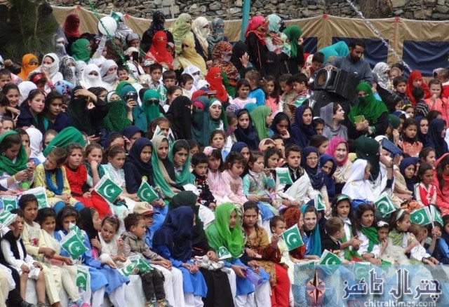 pakistan day programs in Chitral223
