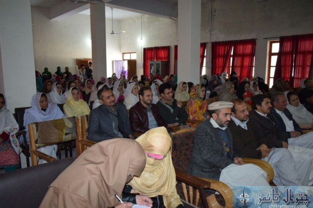 women day organized by Hashoo Chitral 1
