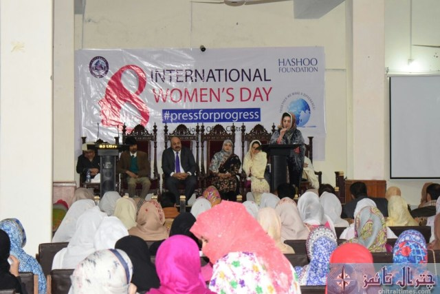 women day organized by Hashoo Chitral 10
