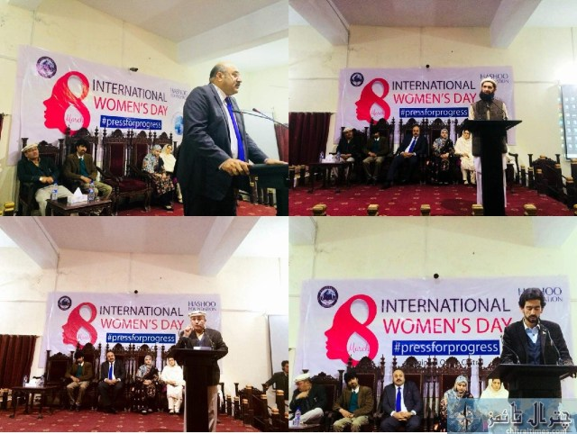 women day organized by Hashoo Chitral 4
