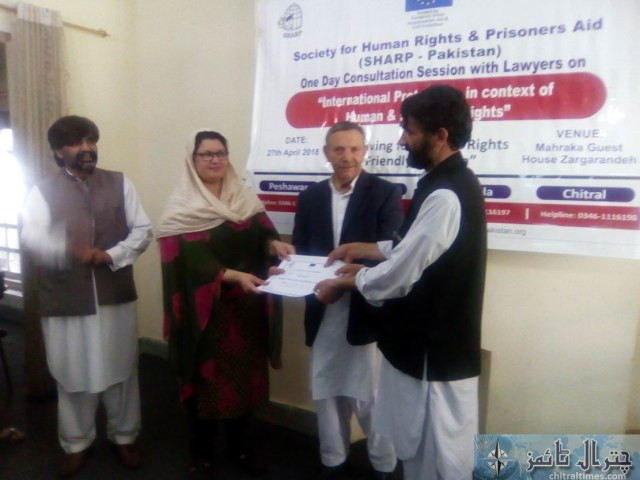 sharp org workshop chitral 1