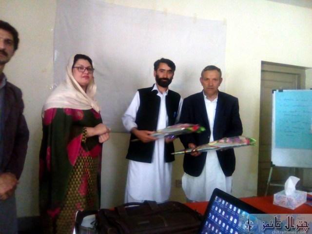 sharp org workshop chitral 4