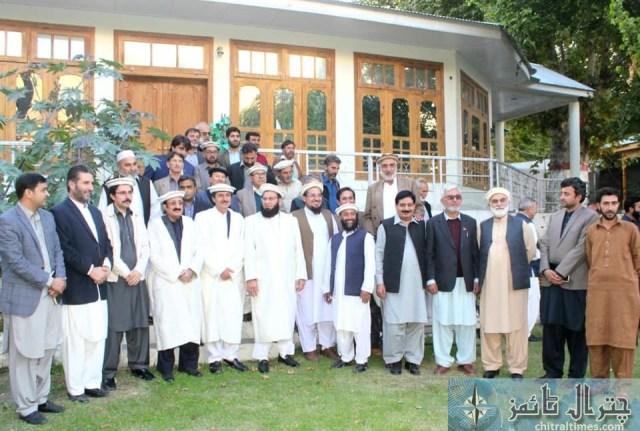 standing committe senate chitral visit2