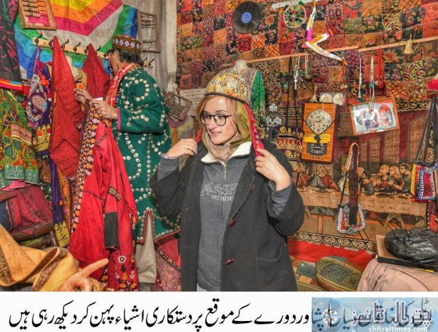 tourists visits peshawar historical places Italian toruists 4
