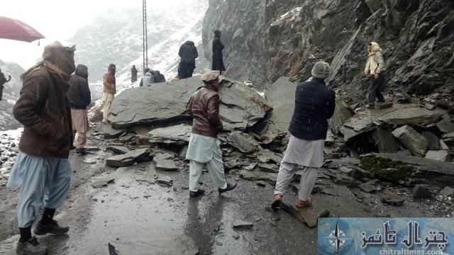 chitral mastuj road