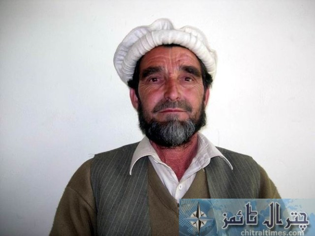 ahmad khan barghuzi chitral